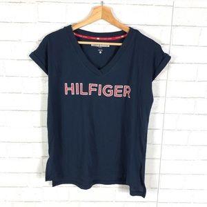 Tommy Hilfiger Logo Graphic T-Shirt